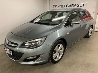 begagnad Opel Astra Sports Tourer 1.7 CDTI ecoFLEX 110hk