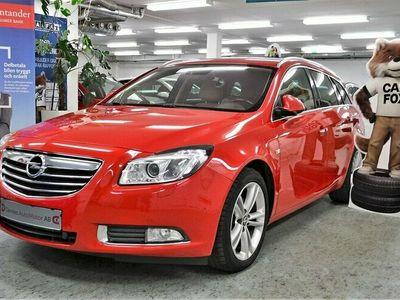 begagnad Opel Insignia Sports Tourer 2.0 CDTI Aut Drag PDC Värme 160hk