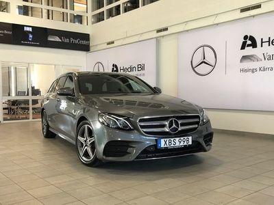 begagnad Mercedes E220 KOMBI/Demo/AMG