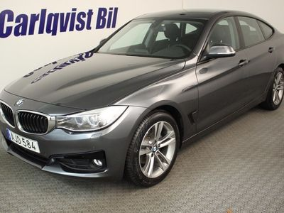 begagnad BMW 320 Gran Turismo d xDrive GT TOURISMO 190HK 4x4 Sportline Aut