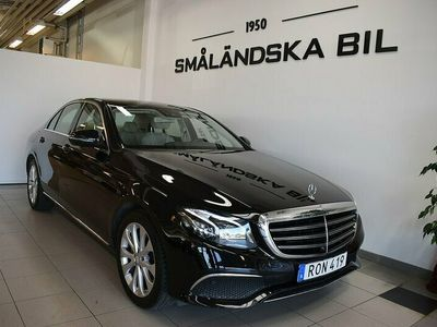 begagnad Mercedes E350 9G-Tronic Euro 6 258hk Exclusive
