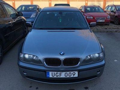 begagnad BMW 320 170 hk.
