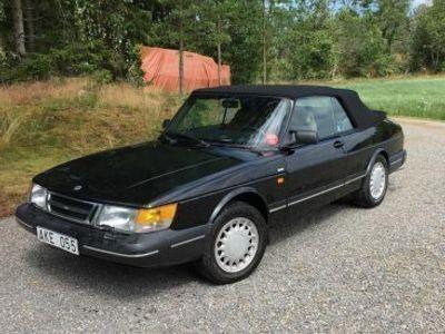 gebraucht Saab 900 Cabriolet S -91
