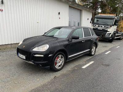 begagnad Porsche Cayenne Turbo Sv-såld / Toppskick -08