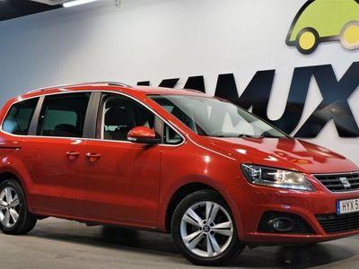 begagnad Seat Alhambra 2.0 TDI | 7-sits | Eu6 | S&V-Hjul 184hk
