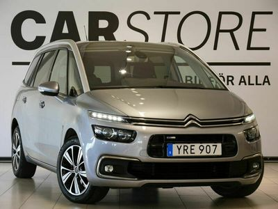 begagnad Citroën Grand C4 Picasso 1.2 PureTech Feel 7-sits