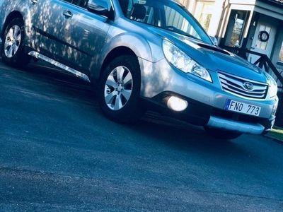 begagnad Subaru Outback 2.0 boxer diesel
