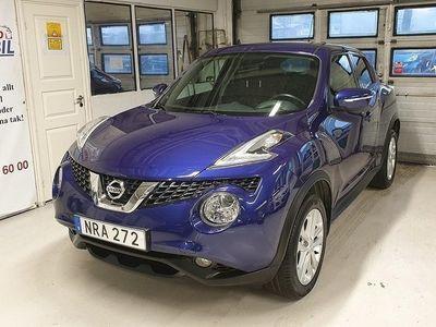 begagnad Nissan Juke 1.2 DIG-T Nav Backkamra Euro 6 Bes