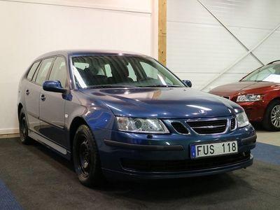 begagnad Saab 9-3 1.8t BioPower SportCombi,Lågamil