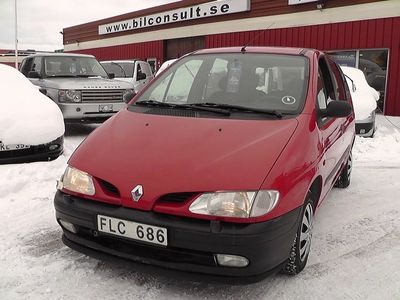 begagnad Renault Mégane Scenic FIN! Dragkrok Nybes
