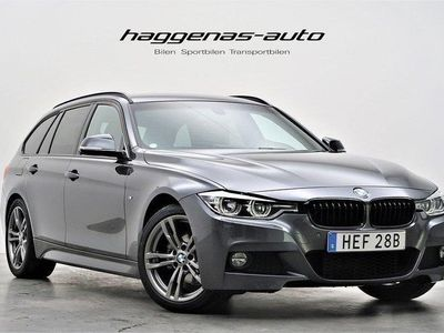 begagnad BMW 320 i Touring / M-Sport / NAVI PRO / Dra