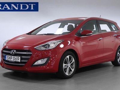 begagnad Hyundai i30 1,.6 CRDi 136 hk Premium