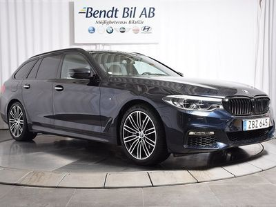 brugt BMW 530 i xDrive Touring Innovation Edition