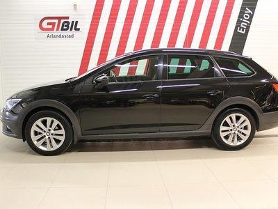 begagnad Seat Leon X-Perience 1.6 TDI 4WD Eu6 110hk