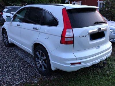 begagnad Honda CR-V Executive -12
