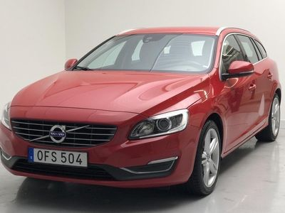 used Volvo V60 T5 Bi-fuel (245hk)