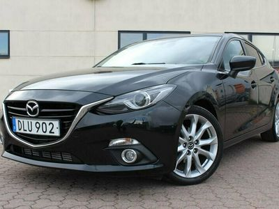 begagnad Mazda 3 3, 2.2 DE 150 HK A