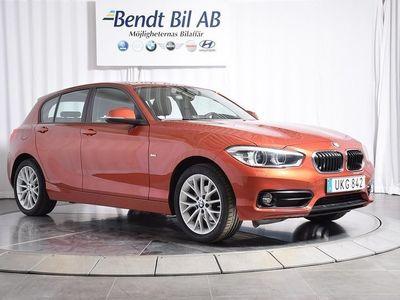 begagnad BMW 116 d 5-door Sport line 116hk -18