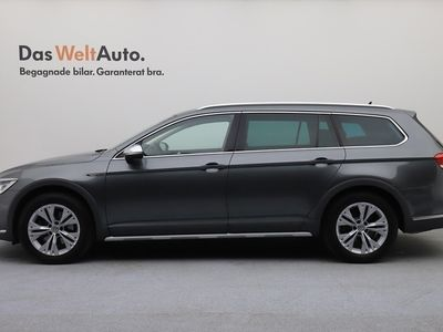 begagnad VW Passat Alltrack TDI 190 DSG/Drag Kombi
