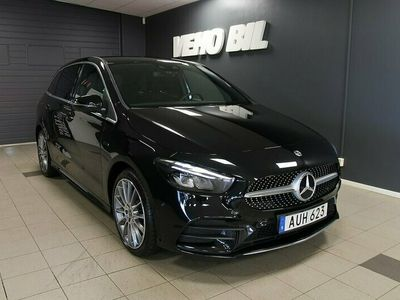begagnad Mercedes B250 e Plug-In Aut Navi AMG