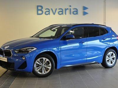begagnad BMW X2 xDrive20 d A M-Sport Innovation Editio -18