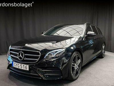 begagnad Mercedes E350 AMG-Sport Drag Leasbar