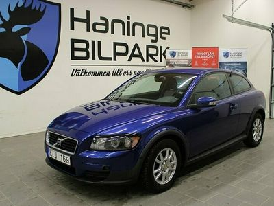 begagnad Volvo C30 1.8 Flexifuel 125hk / KAMKEDJA / AUX /