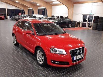 begagnad Audi A3 e-tron quattroR-E-S-E-R-V-E-R-A-D 2012, Personbil 74 900 kr