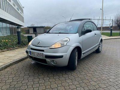 begagnad Citroën C3 Pluriel 1.6 SensoDrive 109hk