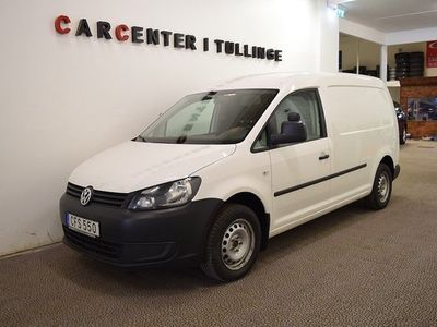 begagnad VW Caddy Maxi Life caddy 1.6 TDI Maxi Skåp Leasingsbar PDC 2014, Personbil 79 900 kr
