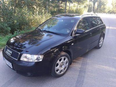 begagnad Audi A4 1,8T 163hk