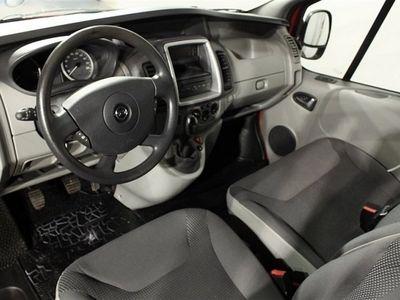 begagnad Opel Vivaro Skåp L2H1 2.0D M6