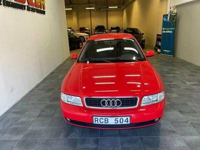 begagnad Audi A4 Sedan 1.6 Ambition 2000, Sedan Pris 14 900 kr