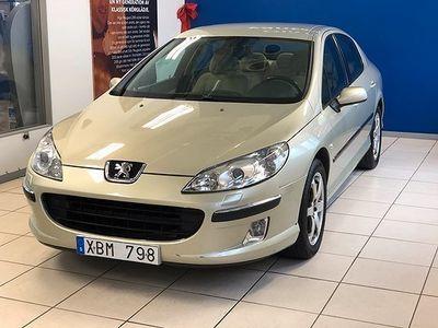 begagnad Peugeot 407 Sedan Executive 2.2 Automat 158hk