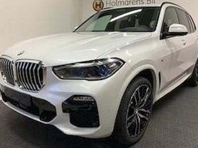 begagnad BMW X5 xDrive40i M Sport Innovation Travel Winter Drag 2020, SUV 979 900 kr