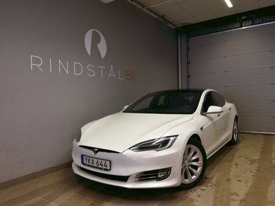 begagnad Tesla Model S 75D AWD 2200MIL LEASEBAR -17
