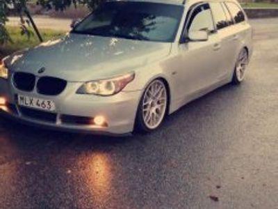 begagnad BMW 520 e61 d -07