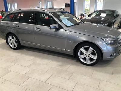 begagnad Mercedes C200 CDI AUT SV-Såld