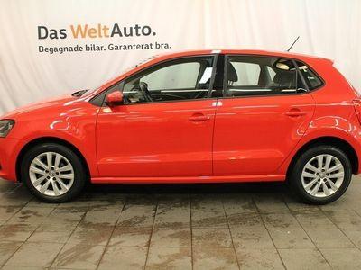 begagnad VW Polo Masters