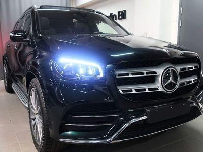 begagnad Mercedes GLS400 D | 4MATIC | AMG | 360-graders kamerasystem