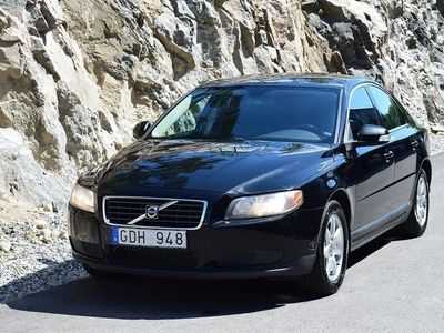 used Volvo S80 2.5T Geartronic Kinetic 200hk Ny be -07