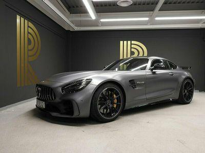 begagnad Mercedes AMG GT R RennTech Euro 6 585hk