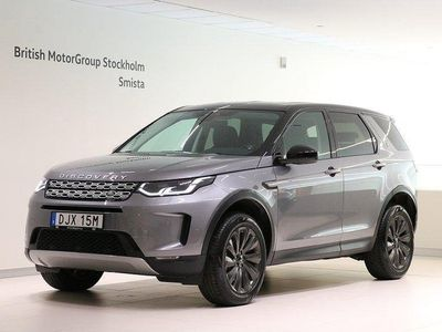 begagnad Land Rover Discovery Sport D180 AWD SE