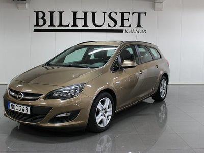 begagnad Opel Astra 1.7CDTI SPORTS TOURER/LÅGA MIL