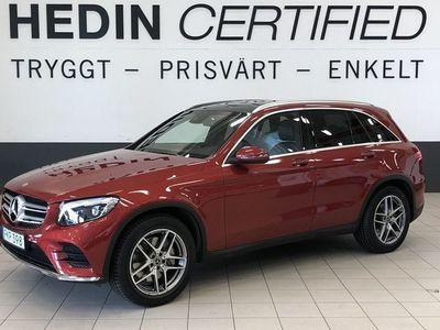 used Mercedes E250 d (204hk) AMG / V-HJUL / PANORAMA / EU 6
