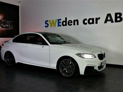 begagnad BMW M235 Coupé M-Performance 410hk 1800:-i månad