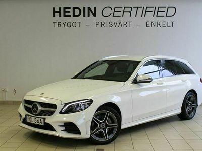 begagnad Mercedes 220 - Benz C - Klassd 4 - Matic AMG, Värmare, Drag, Adaptiv farthållare