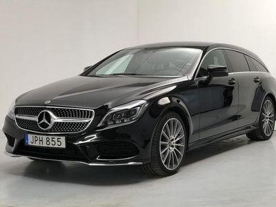 begagnad Mercedes CLS350 Shooting Brake d 4MATIC X218