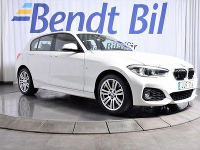 begagnad BMW 118 d xDrive 5dr/ M Sport/ Fri Service