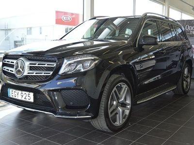 brugt Mercedes 400 Gls-klass4MATIC 9G-Tronic Euro 6 7-sits 333hk